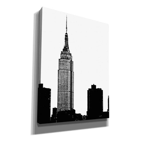 'NYC Skyline I' by Jeff Pica, Canvas Wall Art