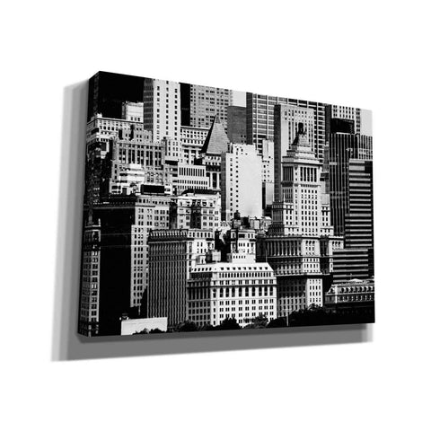 'NYC Skyline IX' by Jeff Pica, Canvas Wall Art