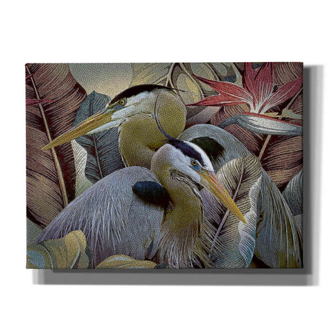 'Two to Tango' by Steve Hunziker, Canvas Wall Art