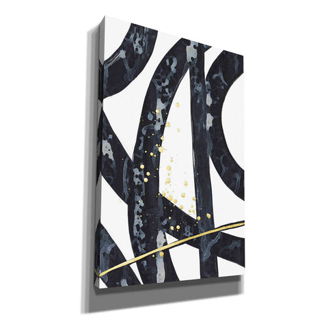 Image of 'Onyx Tracery I' by Renee W Stramel, Canvas Wall Art