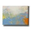 'Blue Lux II' by Sue Jachimiec, Canvas Wall Art