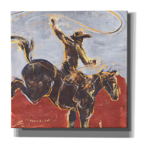 'Morning Roundup I' by Annie Warren, Canvas Wall Art