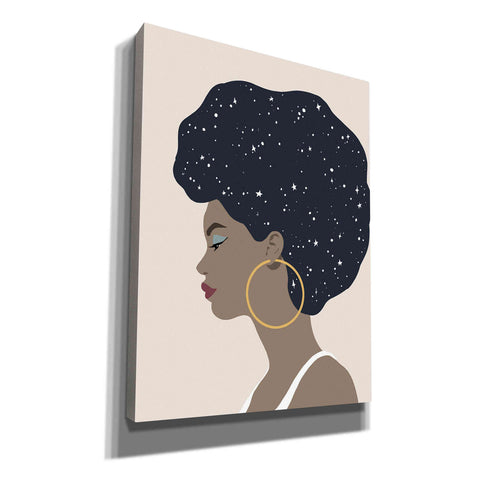 'Heavenly Hair I' by Annie Warren, Canvas Wall Art