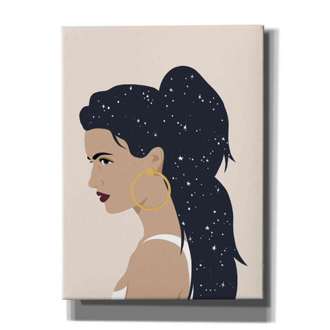 Image of 'Heavenly Hair III' by Annie Warren, Canvas Wall Art