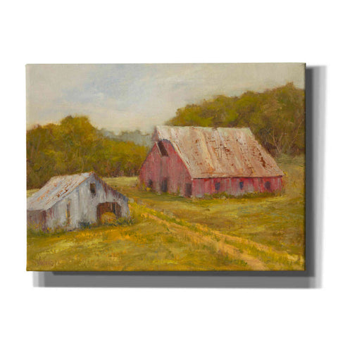 'Country Barns' by Marilyn Wendling, Canvas Wall Art