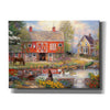 'Reflections On Country Living' by Chuck Pinson, Canvas Wall Art