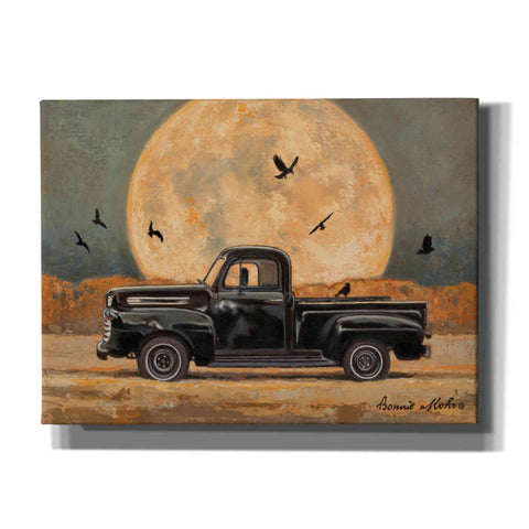 """Harvest Moon"" by Bonnie Mohr, Canvas Wall Art"