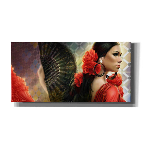 Image of 'Gift of art' by Katalina, Canvas Wall Art
