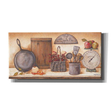 'Farm Kitchen I revised' by Pam Britton, Canvas Wall Art