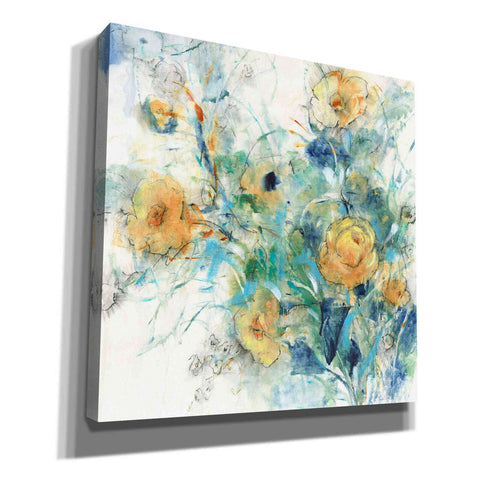 'Flower Study II' by Tim O'Toole, Canvas Wall Art
