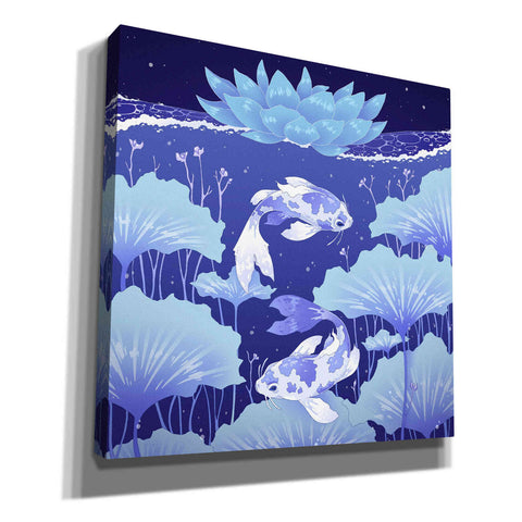 Image of 'Serenity Blue' by Avery Multer, Canvas Wall Art