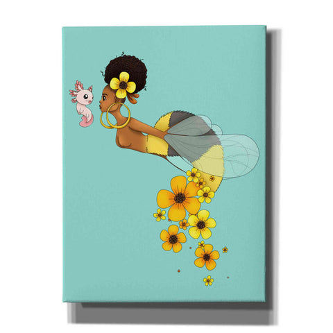 'Queen Bee' by Avery Multer, Canvas Wall Art