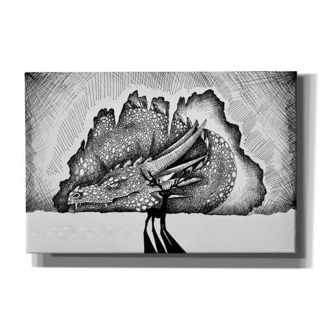 'Stand Strong' by Avery Multer, Canvas Wall Art