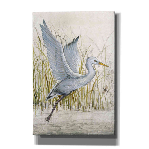 Image of 'Heron Sanctuary I' by Tim O'Toole, Canvas Wall Art