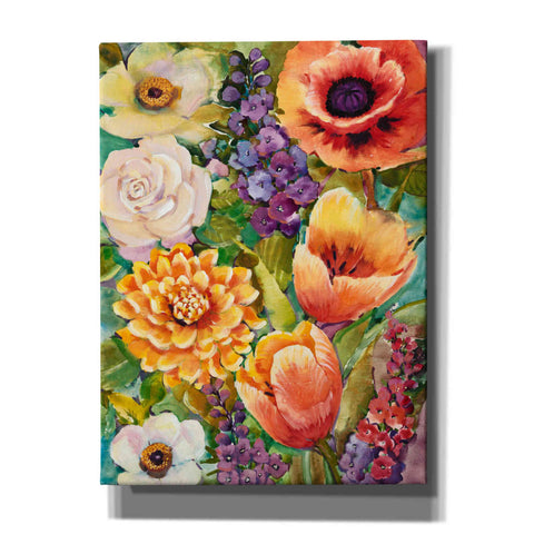 Image of 'Flower Bouquet II' by Tim O'Toole, Canvas Wall Art