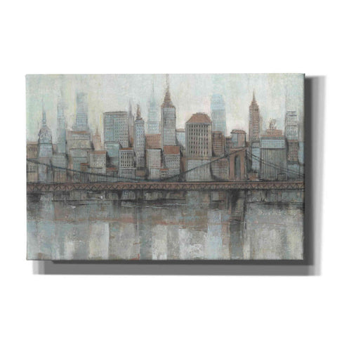 Image of 'City Center I' by Tim O'Toole, Canvas Wall Art