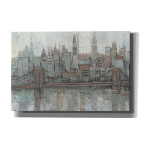 'City Center II' by Tim O'Toole, Canvas Wall Art
