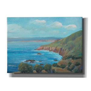 'Rocky Coastline I' by Tim O'Toole, Canvas Wall Art