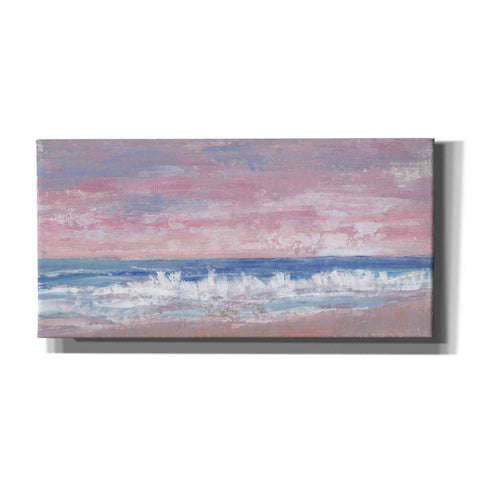 'Coastal Pink Horizon II' by Tim O'Toole, Canvas Wall Art