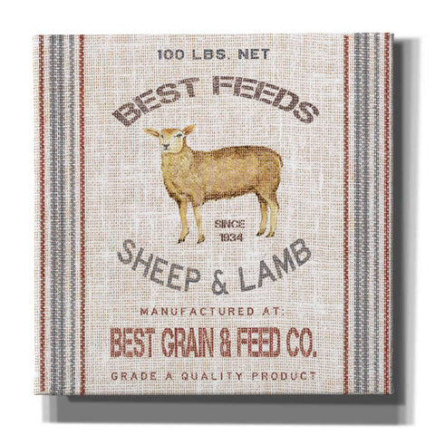 'Best Feeds' by Cindy Jacobs, Canvas Wall Art