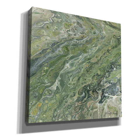 Image of 'Abstract in Seafoam II' by Cindy Jacobs, Canvas Wall Art
