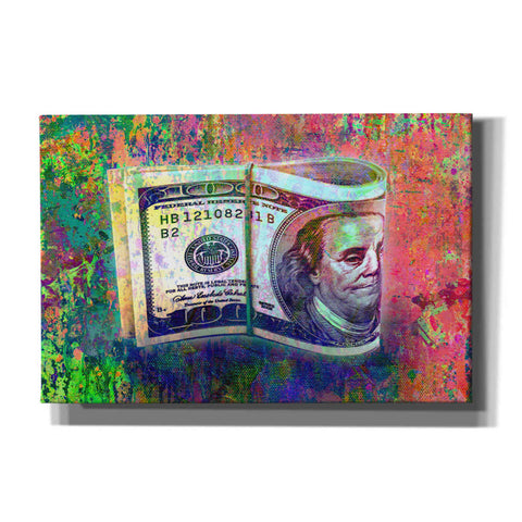 'Fat Stacks,' by Portfolio, Canvas Wall Art