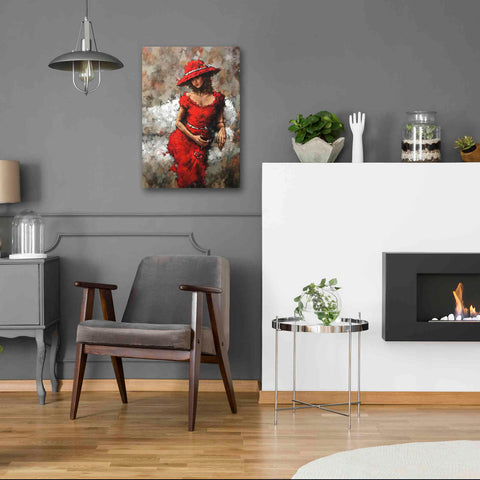 Image of 'Wine and Unwind' by Alexander Gunin,  Canvas Wall Art,18 x 26