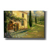 'Tuscan Spring' by Yellow Cafe, Canvas Wall Art,Size A Landscape