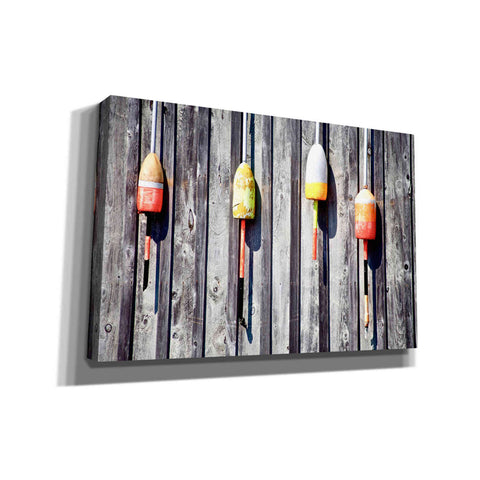 'Floaters' by Yellow Cafe, Canvas Wall Art,Size A Landscape