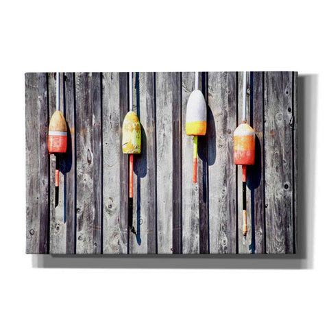 Image of 'Floaters' by Yellow Cafe, Canvas Wall Art,Size A Landscape