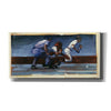 'Baseball II' by Yellow Cafe,  Canvas Wall Art,Size 2 Landscape