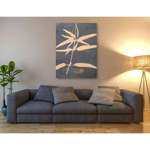 'Blue XIII' by Yellow Cafe, Canvas Wall Art,40 x 54