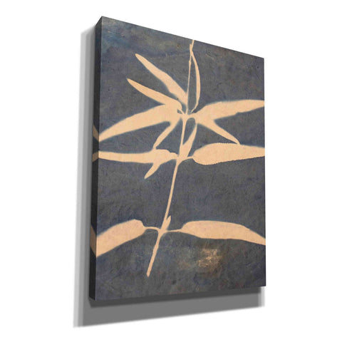 Image of 'Blue XIII' by Yellow Cafe, Canvas Wall Art,Size C Portrait