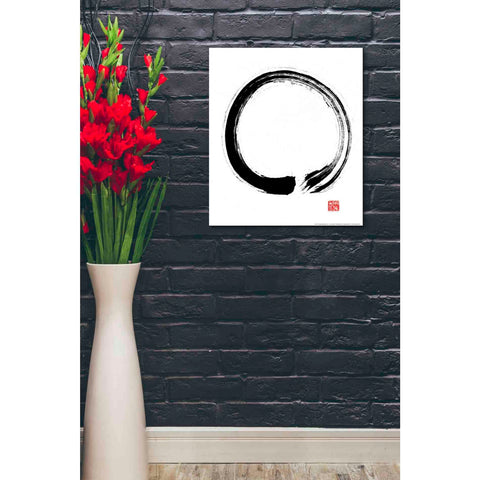 Image of 'Zen I' by Yellow Cafe, Canvas Wall Art,20 x 24