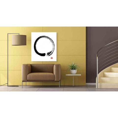 Image of 'Zen I' by Yellow Cafe, Canvas Wall Art,26 x 30