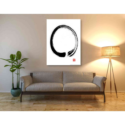 Image of 'Zen I' by Yellow Cafe, Canvas Wall Art,40 x 54