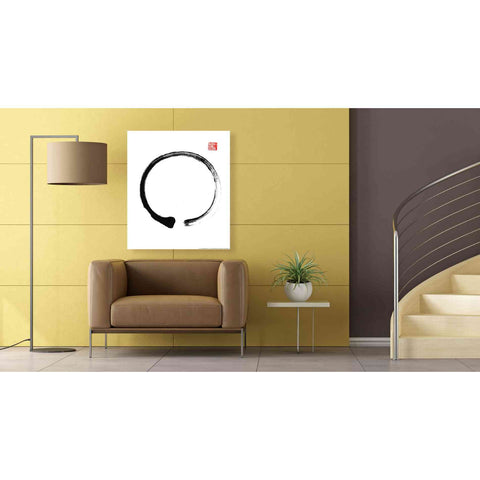 'Zen II' by Yellow Cafe, Canvas Wall Art,26 x 30