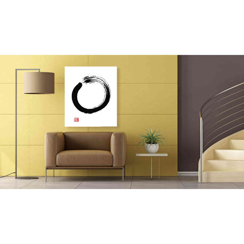 'Zen III' by Yellow Cafe, Canvas Wall Art,26 x 30