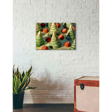 Image of 'Tree Shells' by Dennis Frates, Canvas Wall Art,26 x 18