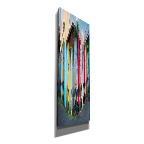 'Board Meeting' by Dennis Frates, Canvas Wall Art,Size 3 Landscape