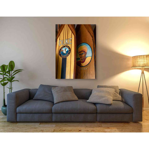 'Surf Hawaii II' by Dennis Frates, Canvas Wall Art,40 x 60