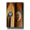 'Surf Hawaii II' by Dennis Frates, Canvas Wall Art,Size A Portrait