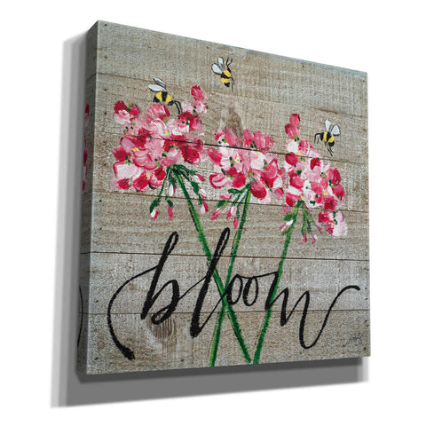 """Bloom"" by Molly Susan Strong Giclee Canvas Wall Art"