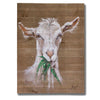 """Goat"" by Molly Susan Strong Giclee Canvas Wall Art"