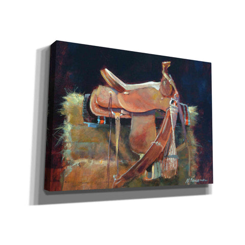 Image of 'Saddle' by Roger Bansemer, Canvas Wall Art,Size B Landscape