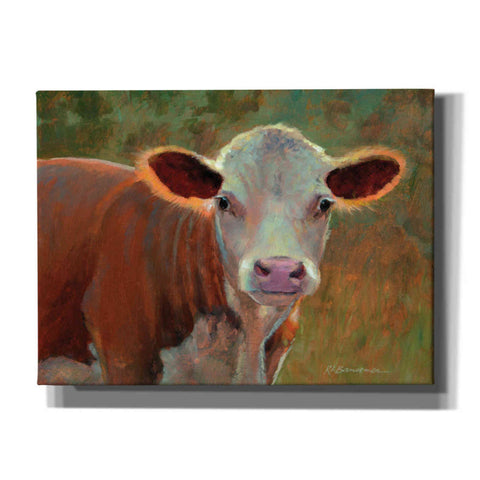 'Big Eyes' by Roger Bansemer, Canvas Wall Art,Size C Landscape