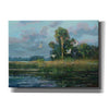 'Fisher's Island' by Roger Bansemer, Canvas Wall Art,Size B Landscape