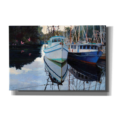 'Sarah Hope' by Roger Bansemer, Canvas Wall Art,Size A Landscape