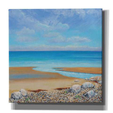'Down to the Sea' by Sandra Francis, Canvas Wall Art