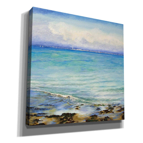'Across The Water' by Sandra Francis, Canvas Wall Art